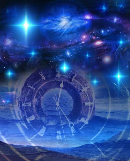 Квантовое сознание природа времени а